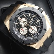 Audemars Piguet Royal Oak Offshore 26401RO 44mm Rose Gold...