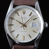 Rolex Oysterdate Precision 6694 Steel Manual