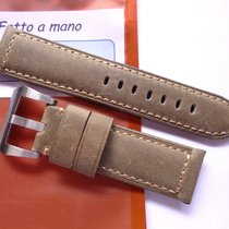 Bodhy 24/22mm Retro strap, leather band for Panerai 24mm