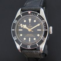 Tudor Heritage Black Bay Noir NEW Model