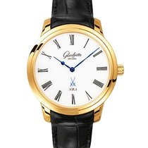 Glashütte Original 100-10-01-01-04 Senator Meissen 40mm in...