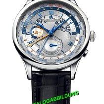 """Maurice Lacroix Masterpiece """"Worldtimer"""" GMT"""