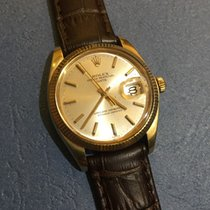 Rolex Oyster Perpetual Date oro 18 kt automatico