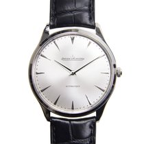 Jaeger-LeCoultre Master Ultra Thin Stainless Steel Silver...