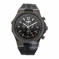 Breitling Bentley GMT Midnight Carbon Chronograph M4736225/BC76