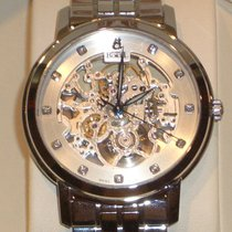Ernest Borel Skeleton Diamond watch Royal limited edition