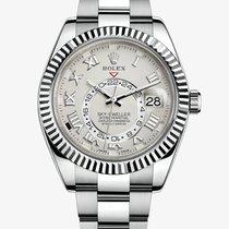 Rolex Skydweller White Gold Oyster Bracelet 326939