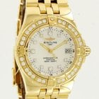 Breitling Starliner Lady Yellow Gold Diamonds/MOP Dial