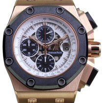 Audemars Piguet Royal Oak Offshore Rubens Barrichello II 18k...