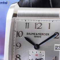 Baume & Mercier Men's Hampton Automatic Steel on Black...