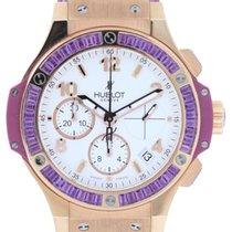 Hublot Big Bang Gold Tutti Frutti Purple