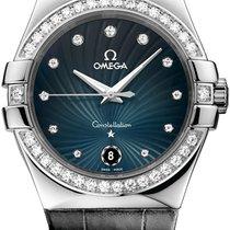 Omega Constellation Quartz 35mm 123.18.35.60.56.001