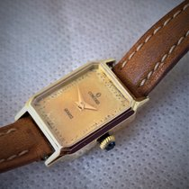 Concord rare 14ct solid golden , serviced