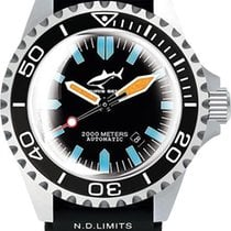 Chris Benz Deep 2000m Automatic Super Bubble CB-2000A-G3-KB...