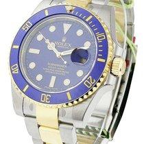 Rolex Unworn 116613 Submariner Two-Tone - Ceramic Bezel -...