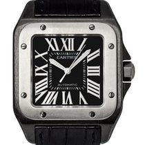 Cartier Santos 100 Steel and Titanium