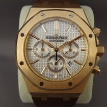 Audemars Piguet Royal Oak Chrono Pink Gold / 41mm