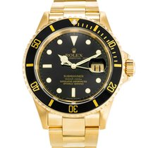 Rolex Watch Submariner 16618