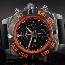 Breitling Pre-owned un-worn Breitling Chronomat 44 Raven -...