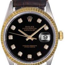 롤렉스 (Rolex) Datejust Steel & Gold 2-Tone Men's Watch...