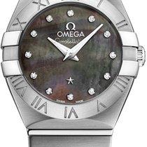 Omega Constellation Brushed 24mm 123.10.24.60.57.003