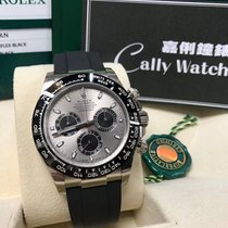 Rolex Cally - 2017 New 116519LN Rubber Ceramic Daytona