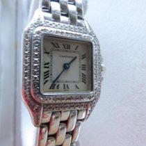 Cartier Panthère de Cartier-18 Kt. Weißgold mit Diamanten im...