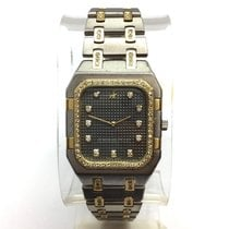 Audemars Piguet 18k Yellow Gold & Stainless Steel Quartz...