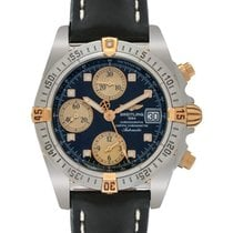 Breitling Windrider Cockpit Chronograph Men's Watch – B1335812...