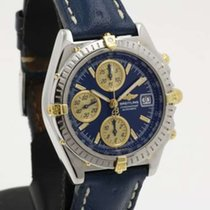 Breitling Chronomat steel / gold original condition / never...