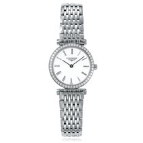 Longines La Grande Classique Quartz Stainless Steel White Dial...