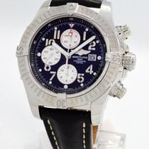 "Breitling ""A-13370 Super Avenger Chronograph"" Watch -..."