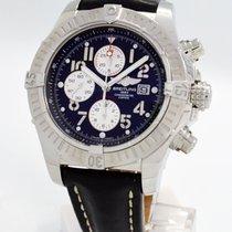 "Breitling ""A-13370 Super Avenger Chronograph"" Watch -..."