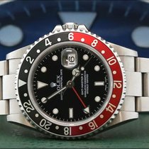 Rolex GMT-MASTER II 16710 - Never Polished - Top Condition -...