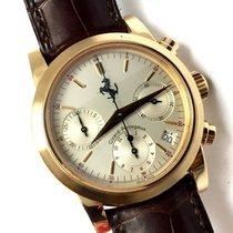 38mm Girard-perregaux Ferrari Chronograph 18k Rose Gold...