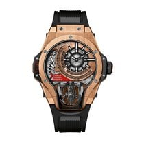 Hublot Mp-09 Tourbillon Bi-Axis King Gold 49mm Ref 909.OX.1120.RX