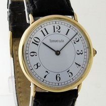 Tiffany & Co. Watch 14k Gold / 30.7mm Case Size / Quartz...