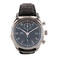 IWC Portuguese Chronograph Classic 42mm (Excellent)