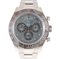 Rolex Daytona 116506 platine with papers like new