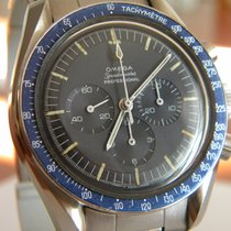 Omega Speedmaster Professional Pre-Moon 105.012-64 Blue DON