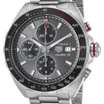 TAG Heuer Formula 1 Calibre 16 Chronograph Automatic Men Watch...