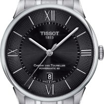 Tissot CHEMIN DES TOURELLES POWERMATIC 80 T099.407.11.058.00...