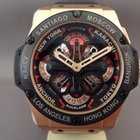 Hublot King Power Unico GMT Rose/pink gold / 48mm