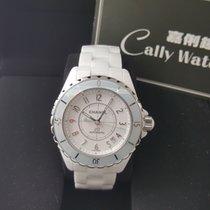 Chanel Cally - H4465 White Ceramic Automatic