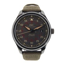 IWC Pilot Mark XVIII Top Gun Miramar Box Papers