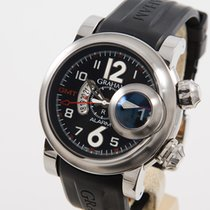 Graham Swordfish Grillo GMT Alarm
