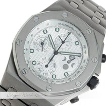 Audemars Piguet Royal Oak Offshore Perpetual Chronograph Titan...