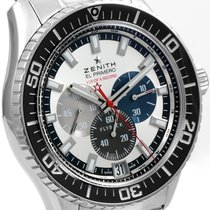 Ζενίθ (Zenith) Zenith El Primero Stratos Chrono Striking 10th...