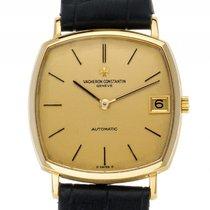 Vacheron Constantin Date 18kt Gelbgold Automatik 31x31mm...
