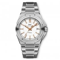 IWC Ingenieur Automatic  Silver  Dial IW323906 Mens WATCH